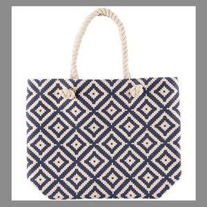 Summer & Rose tote beach bag